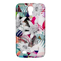 Flower Graphic Pattern Floral Samsung Galaxy Mega 6 3  I9200 Hardshell Case by Mariart