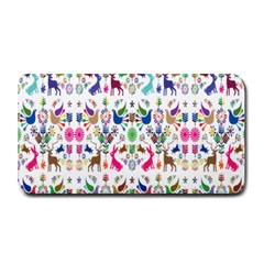Birds Fish Flowers Floral Star Blue White Sexy Animals Beauty Rainbow Pink Purple Blue Green Orange Medium Bar Mats by Mariart