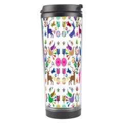 Birds Fish Flowers Floral Star Blue White Sexy Animals Beauty Rainbow Pink Purple Blue Green Orange Travel Tumbler by Mariart