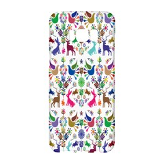 Birds Fish Flowers Floral Star Blue White Sexy Animals Beauty Rainbow Pink Purple Blue Green Orange Samsung Galaxy S8 Hardshell Case  by Mariart