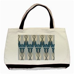 Flower Floral Leaf Beauty Art Basic Tote Bag by Mariart