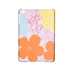 Flower Sunflower Floral Pink Orange Beauty Blue Yellow Ipad Mini 2 Hardshell Cases by Mariart