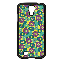Discrete State Turing Pattern Polka Dots Green Purple Yellow Rainbow Sexy Beauty Samsung Galaxy S4 I9500/ I9505 Case (black) by Mariart