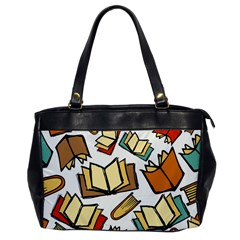 Friends Library Lobby Book Sale Office Handbags by Mariart