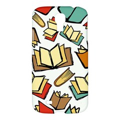 Friends Library Lobby Book Sale Samsung Galaxy S4 I9500/i9505 Hardshell Case by Mariart