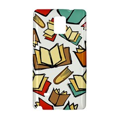Friends Library Lobby Book Sale Samsung Galaxy Note 4 Hardshell Case by Mariart