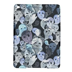 Ghosts Blue Sinister Helloween Face Mask Ipad Air 2 Hardshell Cases