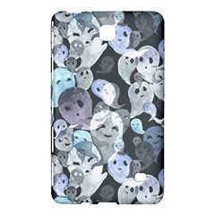 Ghosts Blue Sinister Helloween Face Mask Samsung Galaxy Tab 4 (7 ) Hardshell Case