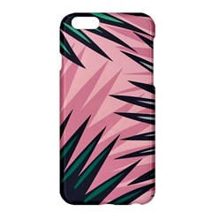 Graciela Detail Petticoat Palm Pink Green Apple Iphone 6 Plus/6s Plus Hardshell Case by Mariart