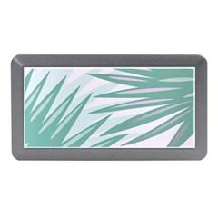 Graciela Detail Petticoat Palm Pink Green Gray Memory Card Reader (mini)