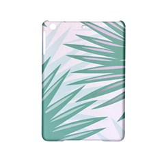 Graciela Detail Petticoat Palm Pink Green Gray Ipad Mini 2 Hardshell Cases by Mariart