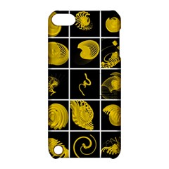 Grasshopper Rhino Spirograph Beautiful Fabulous Apple Ipod Touch 5 Hardshell Case With Stand by Mariart
