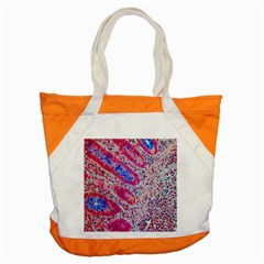 Histology Inc Histo Logistics Incorporated Alcian Blue Accent Tote Bag by Mariart