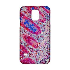 Histology Inc Histo Logistics Incorporated Alcian Blue Samsung Galaxy S5 Hardshell Case  by Mariart