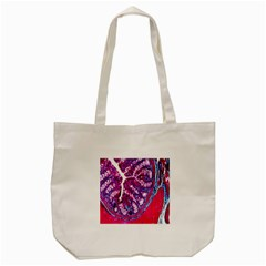 Histology Inc Histo Logistics Incorporated Masson s Trichrome Three Colour Staining Tote Bag (cream) by Mariart