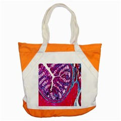 Histology Inc Histo Logistics Incorporated Masson s Trichrome Three Colour Staining Accent Tote Bag