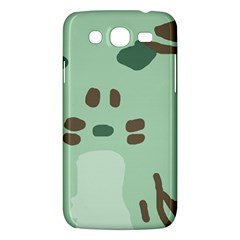 Lineless Background For Minty Wildlife Monster Samsung Galaxy Mega 5 8 I9152 Hardshell Case  by Mariart