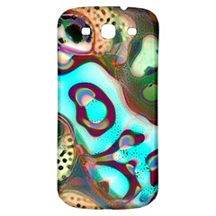 Multiscale Turing Pattern Recursive Coupled Stone Rainbow Samsung Galaxy S3 S Iii Classic Hardshell Back Case by Mariart