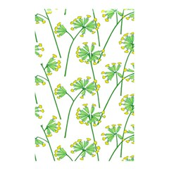Marimekko Fabric Flower Floral Leaf Shower Curtain 48  X 72  (small)  by Mariart