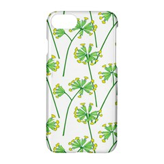 Marimekko Fabric Flower Floral Leaf Apple Iphone 7 Hardshell Case by Mariart