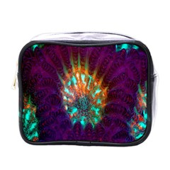 Live Green Brain Goniastrea Underwater Corals Consist Small Mini Toiletries Bags by Mariart