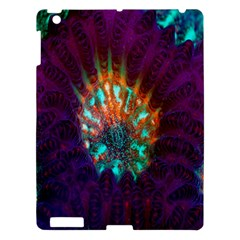 Live Green Brain Goniastrea Underwater Corals Consist Small Apple Ipad 3/4 Hardshell Case by Mariart