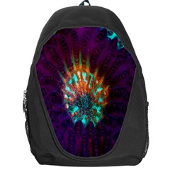 Live Green Brain Goniastrea Underwater Corals Consist Small Backpack Bag by Mariart