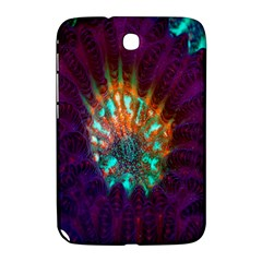 Live Green Brain Goniastrea Underwater Corals Consist Small Samsung Galaxy Note 8 0 N5100 Hardshell Case  by Mariart