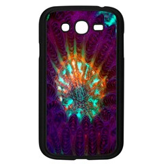 Live Green Brain Goniastrea Underwater Corals Consist Small Samsung Galaxy Grand Duos I9082 Case (black)