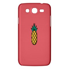 Pineapple Fruite Minimal Wallpaper Samsung Galaxy Mega 5 8 I9152 Hardshell Case  by Mariart