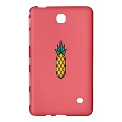 Pineapple Fruite Minimal Wallpaper Samsung Galaxy Tab 4 (8 ) Hardshell Case  by Mariart