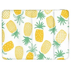 Pineapple Fruite Seamless Pattern Samsung Galaxy Tab 7  P1000 Flip Case by Mariart