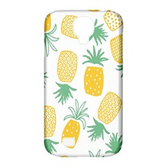 Pineapple Fruite Seamless Pattern Samsung Galaxy S4 Classic Hardshell Case (pc+silicone) by Mariart
