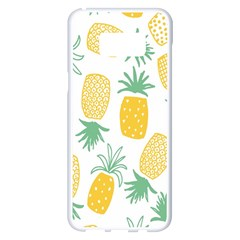 Pineapple Fruite Seamless Pattern Samsung Galaxy S8 Plus White Seamless Case by Mariart