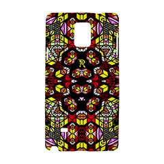 Queen Design 456 Samsung Galaxy Note 4 Hardshell Case by MRTACPANS