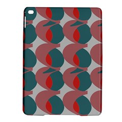 Pink Red Grey Three Art Ipad Air 2 Hardshell Cases by Mariart