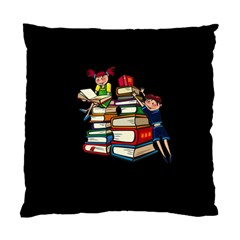 Back To School Standard Cushion Case (two Sides) by Valentinaart