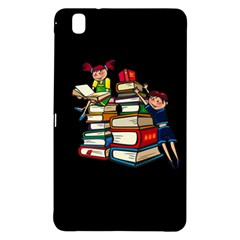 Back To School Samsung Galaxy Tab Pro 8 4 Hardshell Case by Valentinaart