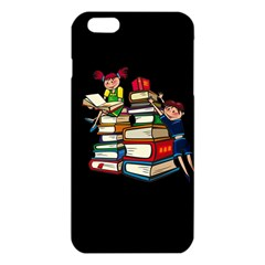Back To School Iphone 6 Plus/6s Plus Tpu Case by Valentinaart