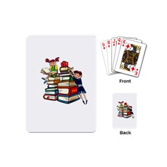 Back To School Playing Cards (mini)