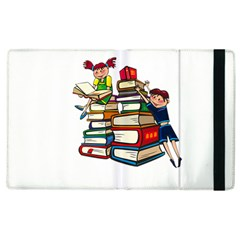 Back To School Apple Ipad 2 Flip Case