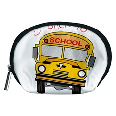 Back To School   School Bus Accessory Pouches (medium)