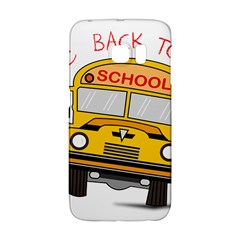 Back To School   School Bus Galaxy S6 Edge