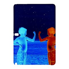 Space Boys  Samsung Galaxy Tab Pro 10 1 Hardshell Case by Valentinaart
