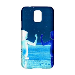 Space Boys  Samsung Galaxy S5 Hardshell Case  by Valentinaart