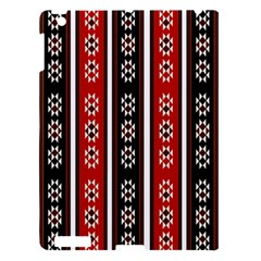 Folklore Pattern Apple Ipad 3/4 Hardshell Case by Valentinaart