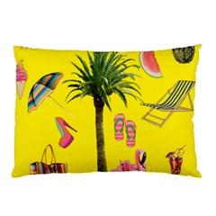 Aloha   Summer Fun 2 Pillow Case by MoreColorsinLife