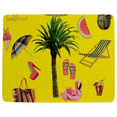 Aloha   Summer Fun 2 Jigsaw Puzzle Photo Stand (rectangular) by MoreColorsinLife