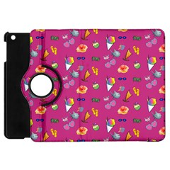 Aloha   Summer Fun 1b Apple Ipad Mini Flip 360 Case by MoreColorsinLife