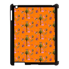 Aloha   Summer Fun 2c Apple Ipad 3/4 Case (black) by MoreColorsinLife
